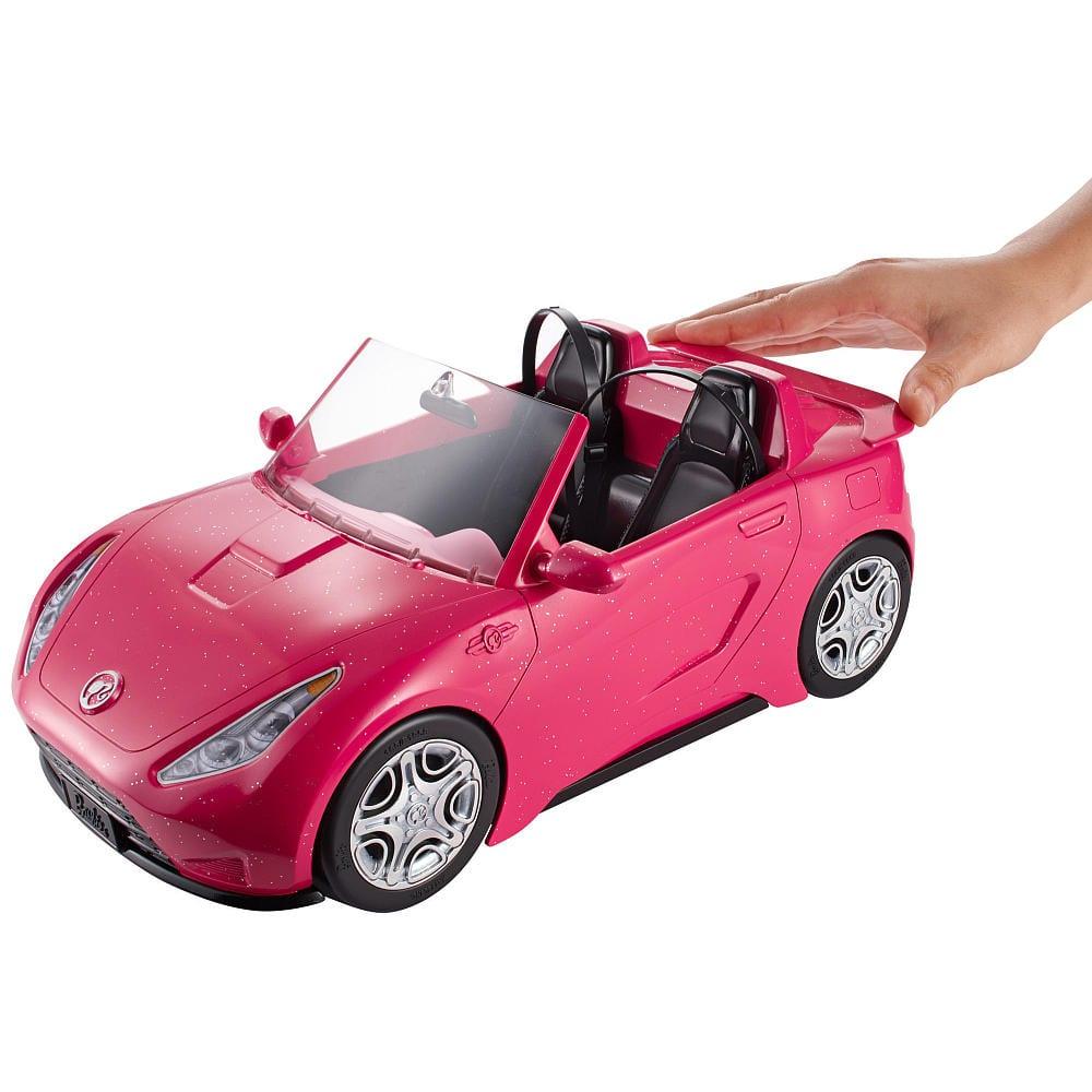 16193רכב ספורט גג פתוח ברבי
