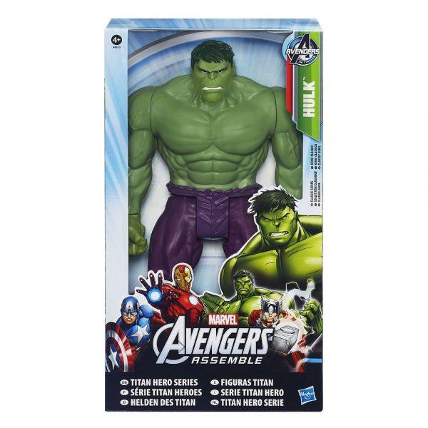 """הנוקמים - הענק הירוק 30 ס""""מ Avengers"""