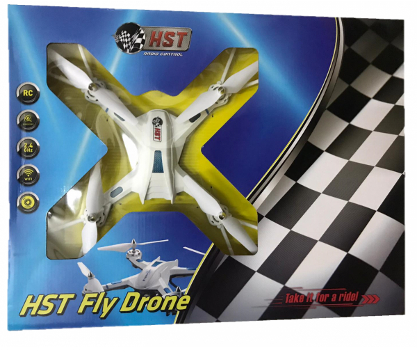 HST - fly drone - רחפן וויפיי עם מצלמה