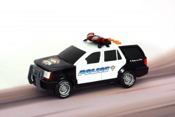 """רכב משטרה 30.48 ס""""מ - Road Rippers 34562"""