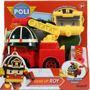 רובו אוטו פולי - כבאית של רוי