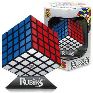 קובייה הונגרית 5 על 5 - קוביית הפרופסור - רוביקס Rubik's