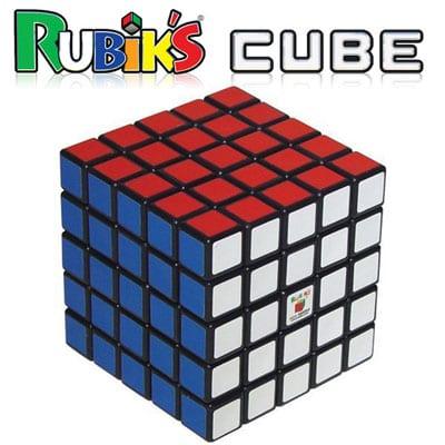 קובייה הונגרית 5 על 5 - קוביית הפרופסור - רוביקס