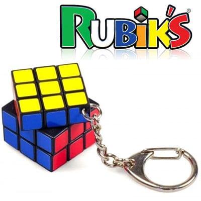 קובייה הונגרית על מחזיק מפתחות - רוביקס