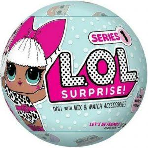 כדור ההפתעות LOL - סדרה 1