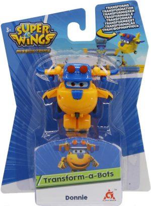 מטוסי על - רובוטריק קטן דוני הבנאי