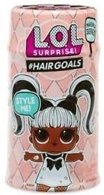 קפסולת ההפתעות LOL surprise Hairgoals Makeover הפתעת השיער - חדש!!