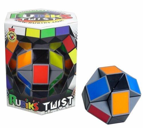 18920קוביית רוביקס נחש צבעוני- Rubik's Twist