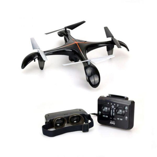 רחפן עם מצלמה  SILVERLIT XION  כולל משקפי FPV