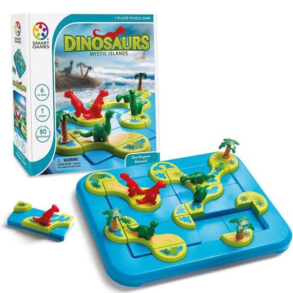 דינוזאורים - פוקסמיינד