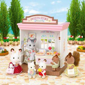 משפחת סילבניאן - חנות ממתקים 5051