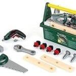 18144ארגז כלי עבודה עם כלים – בוש