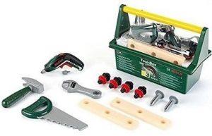 ארגז כלי עבודה עם כלים - בוש