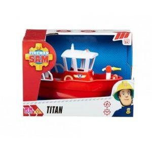 סמי הכבאי - הסירה טיטאן