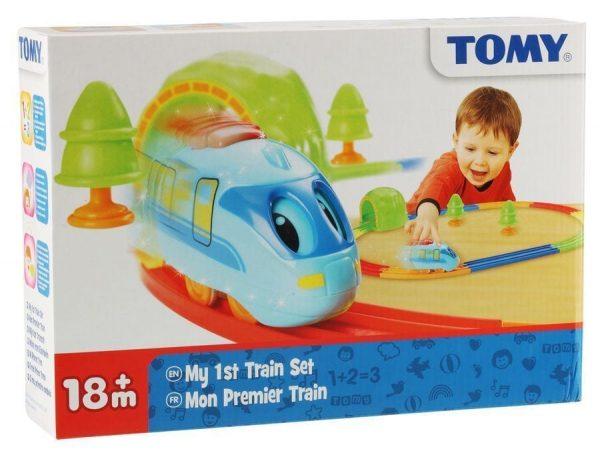 טומי רכבת ראשונה שלי  - TOMY