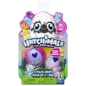 האצ'ימלס - Hatchimals שתי דמויות בתוך ביצה