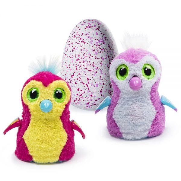 האצ'ימלס - Hatchimals ביצה ורודה