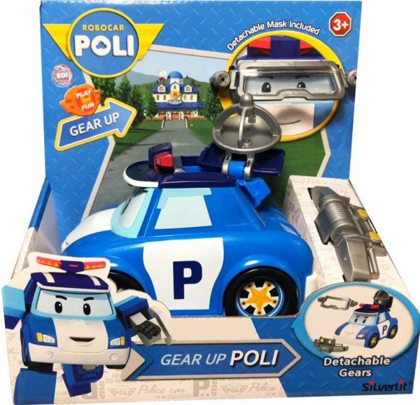רובו אוטו פולי - ניידת משטרה של פולי