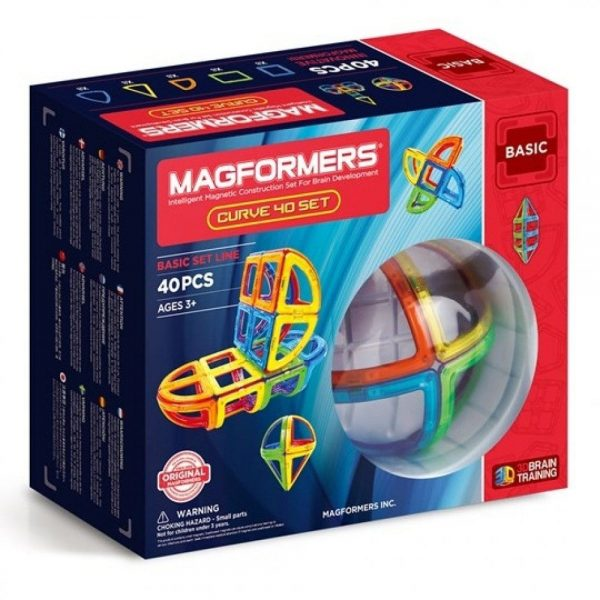 מגפורמרס 40 חלקים מיוחדים Magformers