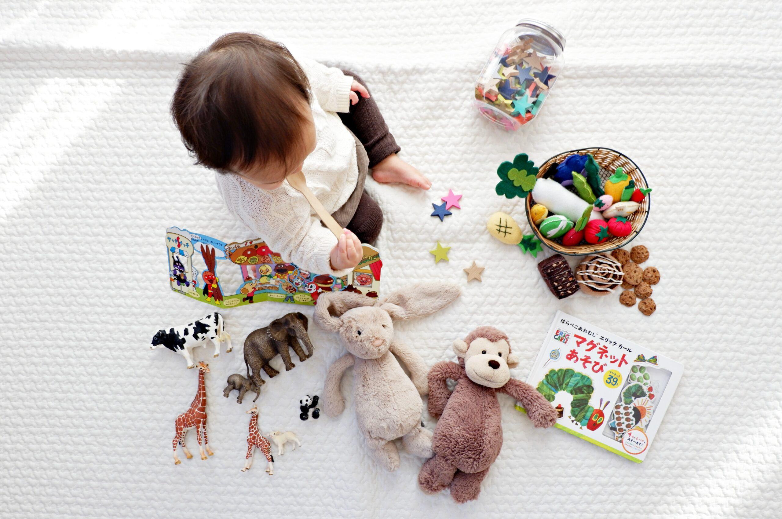 צעצועי התפתחות לתינוקות