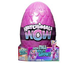 האצ'ימלס - Hatchimals WOW ביצת האצ'ימלס וואוו - חדש!