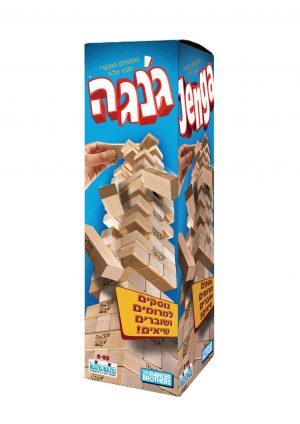 ג'נגה - קודקוד