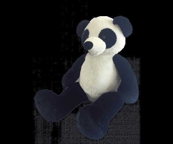 """דוב פנדה מבד 100 ס""""מ"""