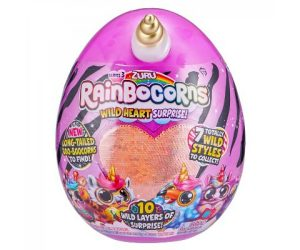 ביצת ריינבוקורן Rainbocorns - סדרה 3