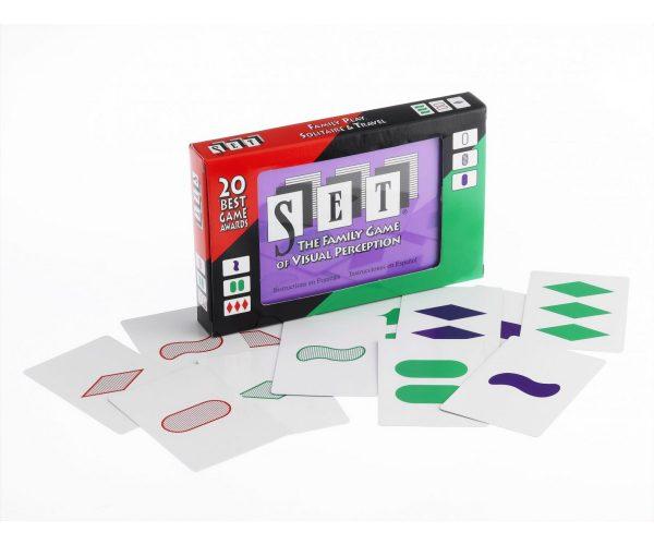 סט - משחק קלפים