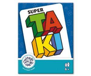 סופר טאקי - משחק הקלפים הקלאסי