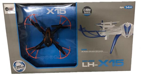 HST - רחפן LH-X15 2.4G