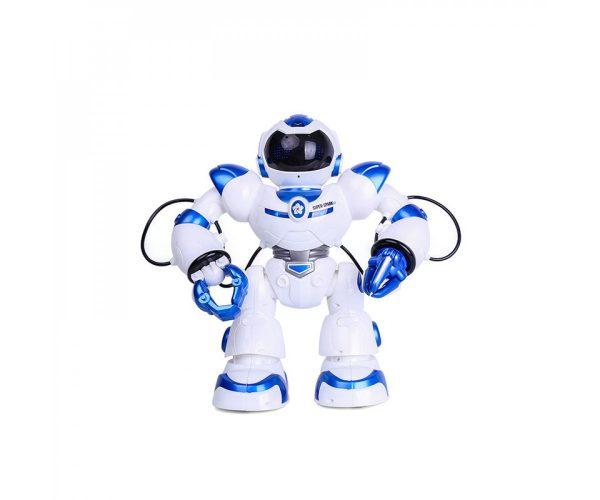 רובוט ענק יורה כדורים סופר ספרק - הרובוט האולטימטיבי