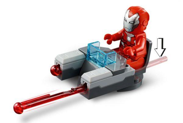 לגו הנוקמים - הרובוט של איירון מן 76164