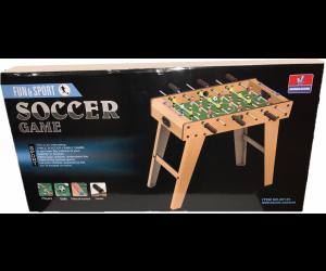 """שולחן כדורגל עם רגליים 65 ס""""מ גובה Huangguan"""