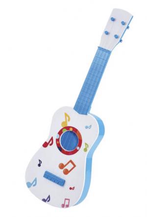 הגיטרה הראשונה שלי