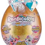 24213ביצת ריינבוקורן Rainbocorns – זהב ענקי – Big Bow