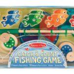 25902משחק דיג מעץ ללימוד מספרים – מליסה ודאג