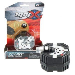 התרעת תנועה - SPY X