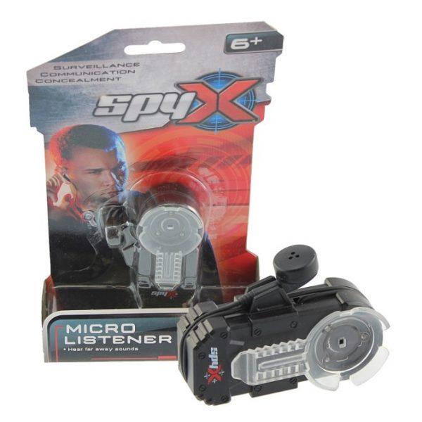 מאזין זעיר - SPY X