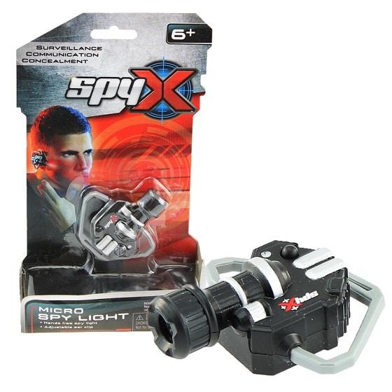 תאורת ריגול זעירה - SPY X