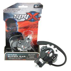 אוזן על זעירה - SPY X
