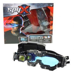 משקפי משימת לילה - SPY X