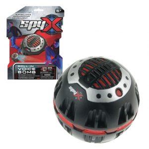 פצצת קול מתגלגלת - SPY X