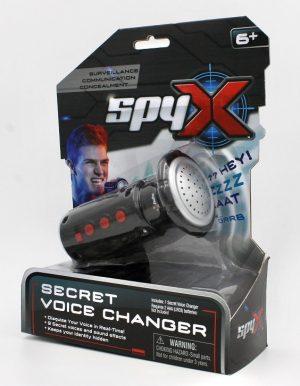 מעוות קול סודי - SPY X