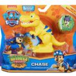 25514מפרץ ההרפתקאות – צ'ייס + דמות דינוזאור