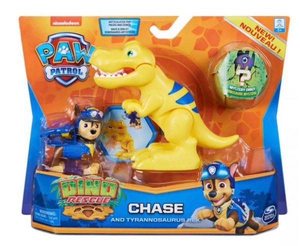 מפרץ ההרפתקאות - צ'ייס + דמות דינוזאור