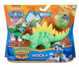 מפרץ ההרפתקאות - רוקי + דמות דינוזאור