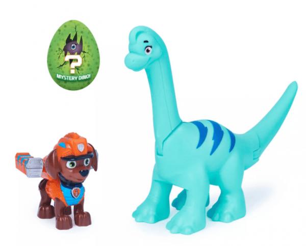 מפרץ ההרפתקאות - זומה + דמות דינוזאור