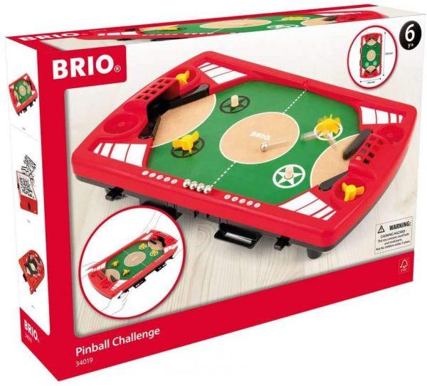 בריו - אתגר הפינבול BRIO 34019