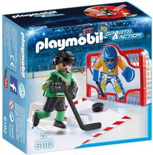 פליימוביל - שחקן הוקי קרח ושער 6192